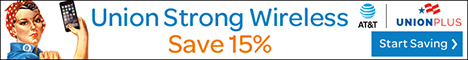 Union Strong WIreless, Save 15% - Learn more