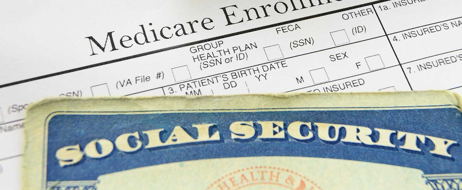 Medicare and Social Security Forms