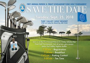 Golf Tournament - Save the Date