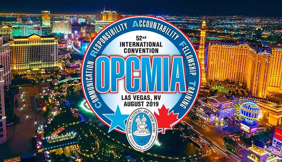 OPCMIA Convention 2019