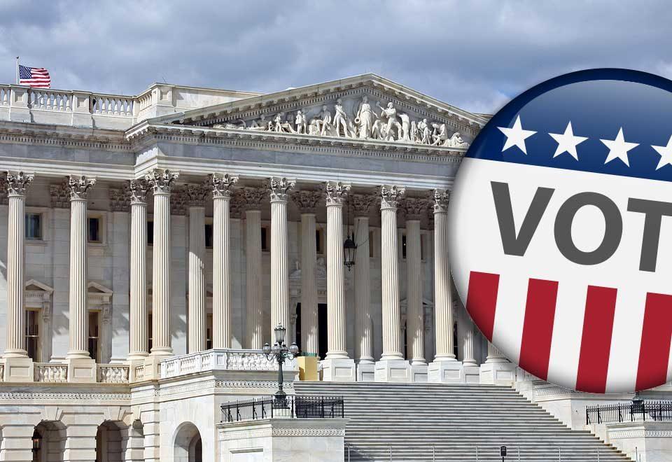 VOTE - US Senate Building