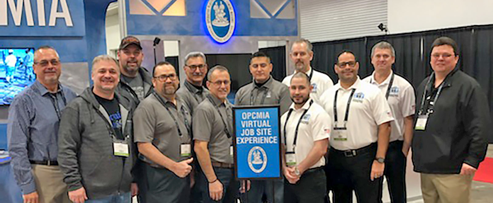 OPCMIA at Canadian Concrete Expo 2020